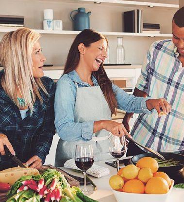 Language & Cooking
