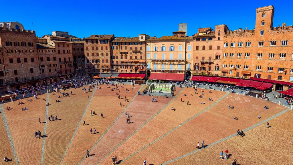 Siena in the top 15 cities of Europe