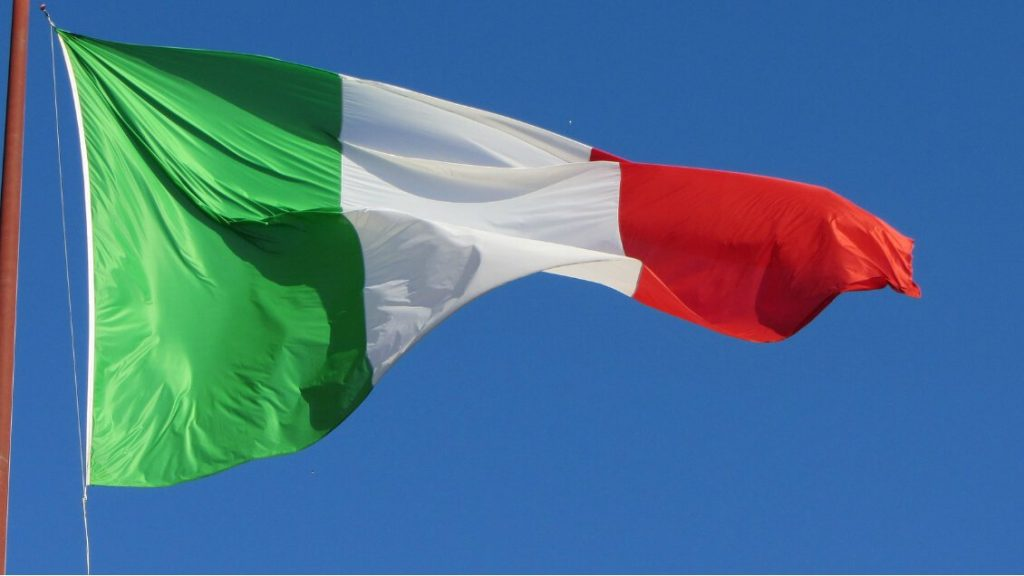 Italian, the fourth language studied in the world