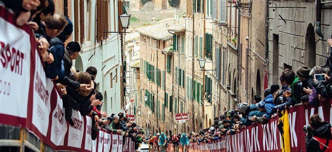 International Cycling: Strade Bianche