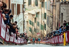 International Cycling: Strade Bianche <span class=