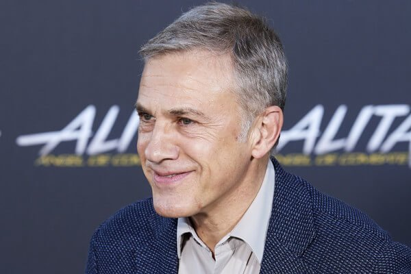 Christoph Waltz - Learning Italy