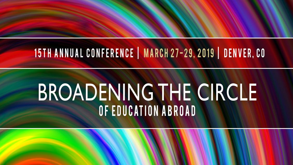 2019 Forum on Education Abroad