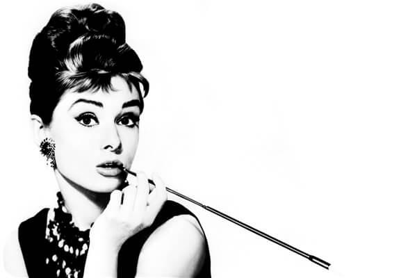 Audrey Hepburn - Learning Italy