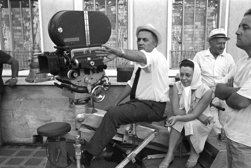 cinema culture fellini