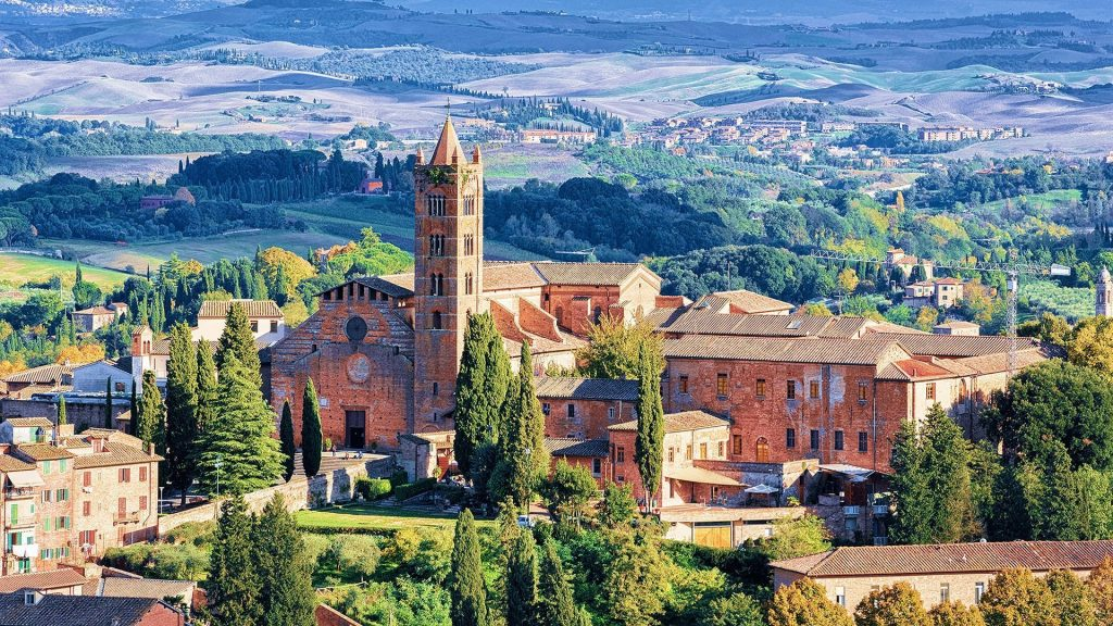 Siena in the top 15 cities of Europe