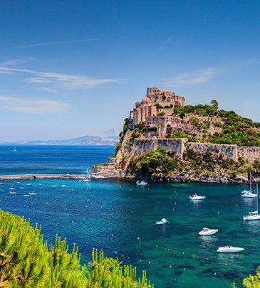 Language & Sun in Ischia