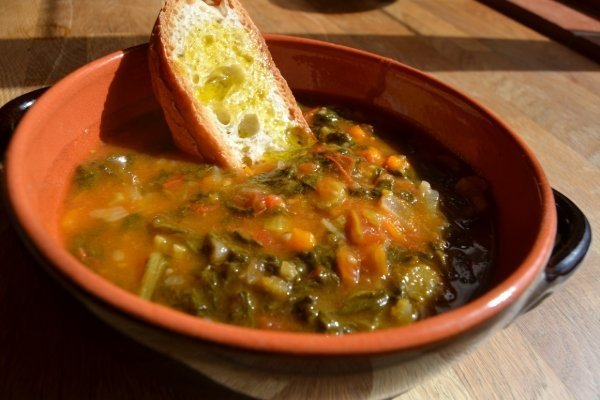 Cooking courses: italian food in autumn ribollita