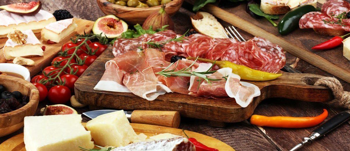 Cucina Italiana nel mondo, qualità e salute nell'alimentazione <span class=