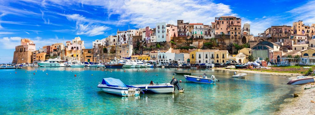 Study Abroad in Italy - Sicilia - Learning Italy
