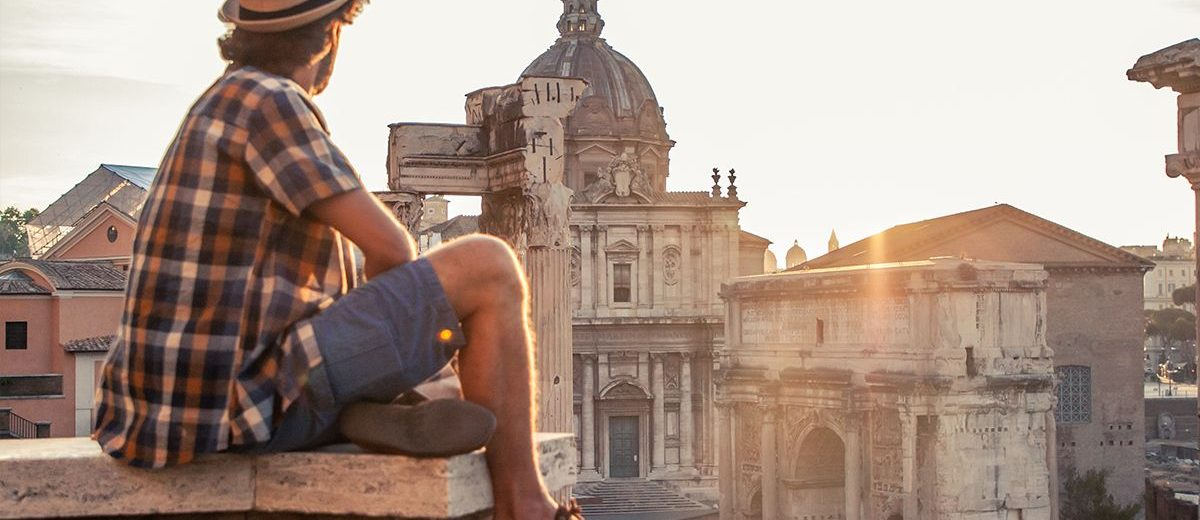 Study Abroad in Rome, a modern Grand Tour