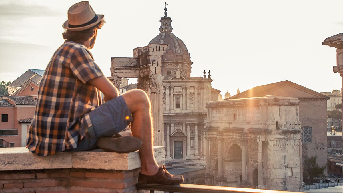 Study abroad in Rome - Learning Italy