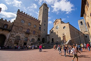 Study Abroad courses DA Siena 2- Learning Italy