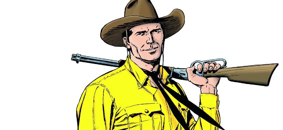 Comic exhibit: Tex Willer