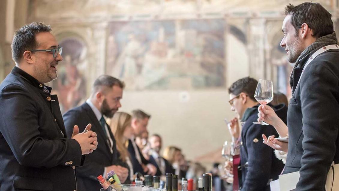 Tasting: Wine&Siena 2020 <span class=