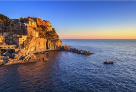 Week-end at Cinque Terre <span class=