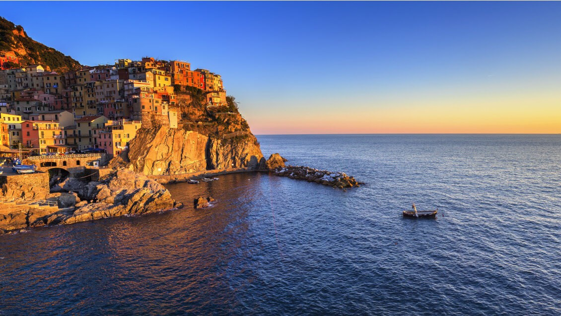 Week-end at Cinque Terre