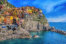 Excursion to Cinque Terre, Italy