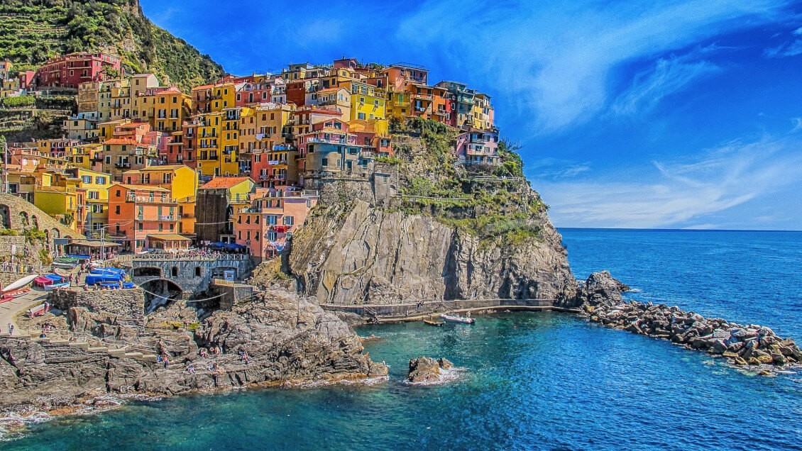 Excursion to Cinque Terre, Italy
