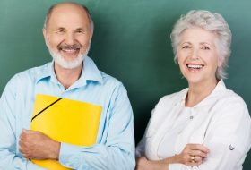 Long life learners: never too old