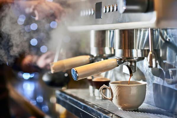 breakfast in italy espresso