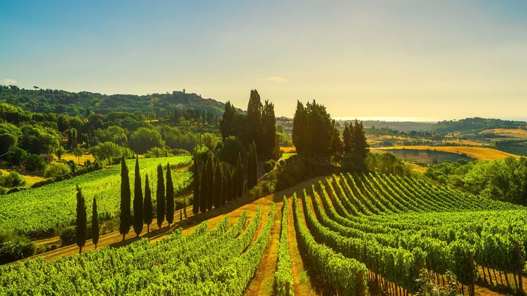 Learning Italy - Italian Lessons - landscape