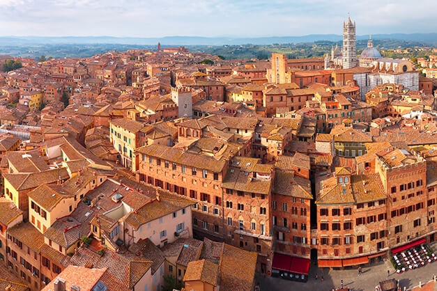 Learning Italy - Italian Lessons - Siena