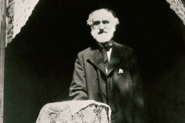 Giuseppe Verdi last photo