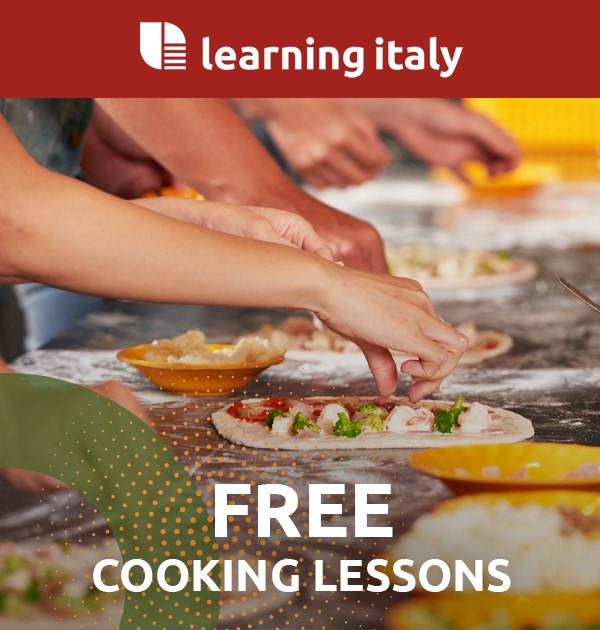 Free Lessons 2020 promotion - Learning Italy